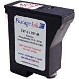 Postageink.com Brand Postage Meter Ink Cartridge for use with mailstation (K700) and mailstation 2 (K7M0) Postage Meters; Non