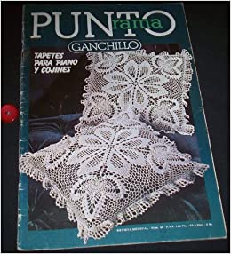 Puntoramo - Number 46 Ganchillo (Crochet): Guy Rousset ...