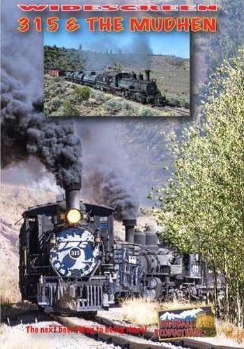 315 & the Mudhen by Cumbres & Toltec Scenic Railroad for sale  Delivered anywhere in Canada