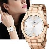 Relógio Feminino Champion Analógico CH24268Z - Rosê