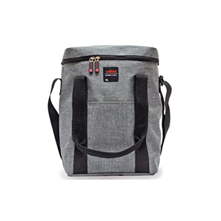 Valira Polar - Bolsa térmica Stone Washed 16 L, color gris: Amazon ...