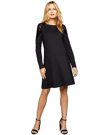 b64da529e6b91 Pietro Brunelli Lace Maternity Dress at Amazon Women's Clothing store:
