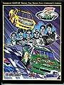 Kentucky Speedway Quaker State 400 NASCAR Program 7/9/2011-1st race-VF/NM