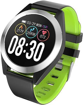 Reloj Inteligente Smartwatch Hombre Impermeable IP67 Pulsera de ...