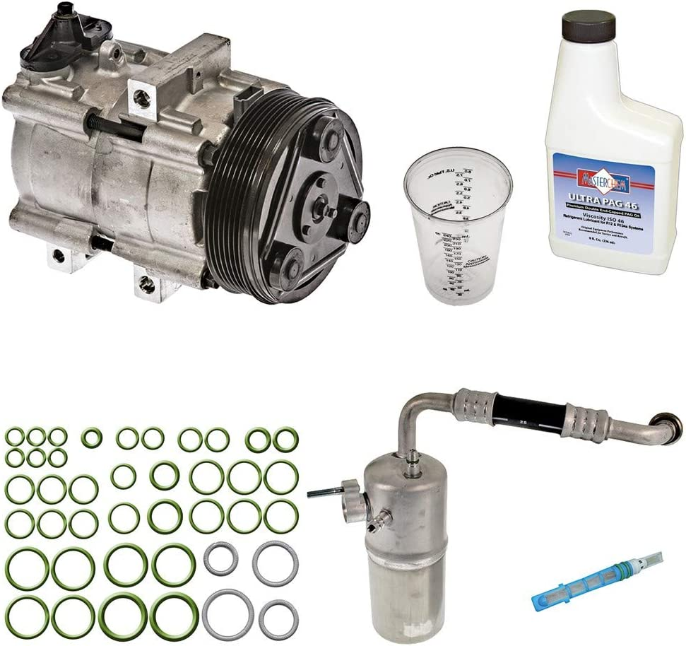 A//C Compressor /& Component Kit OMNIPARTS 25074034