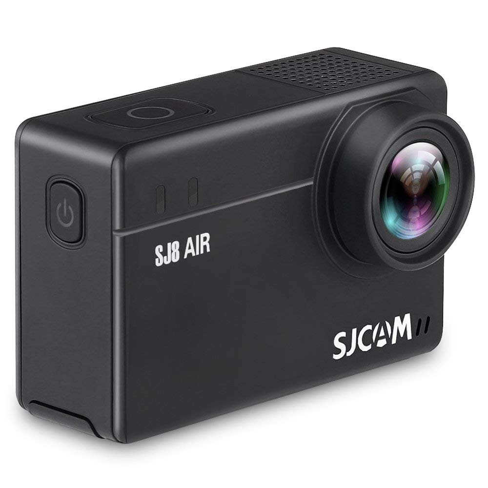 SJCAM sj8 Air, Action Camera - Sports CAM (2.33 Inch Native 1296P WiFi Action Camera Simplified Versión/Touch Screen/ntk96658 Chip Juego/IP68 40 m ...