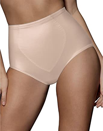 64fa94b1ee1 Image Unavailable. Image not available for. Color  Bali Womens Tummy Panel  Brief Firm Control ...