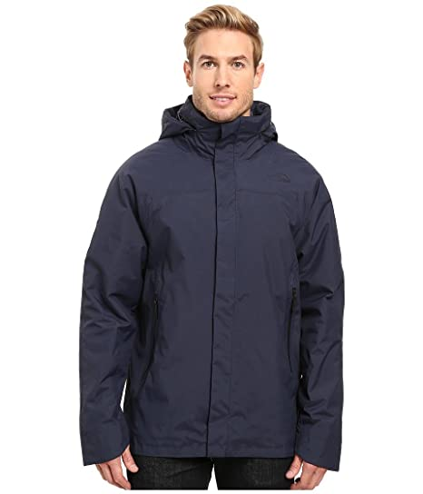 71308709f7 The North Face Mens Thermoball Trench Coat at Amazon Men s Clothing ...