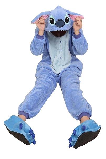 Ninimour Molly Traje de baño Unisex Kigurumi Sudadera diseño Pijama función de Apagado y se Puede Llevar de Pijama: Amazon.es: Ropa y accesorios