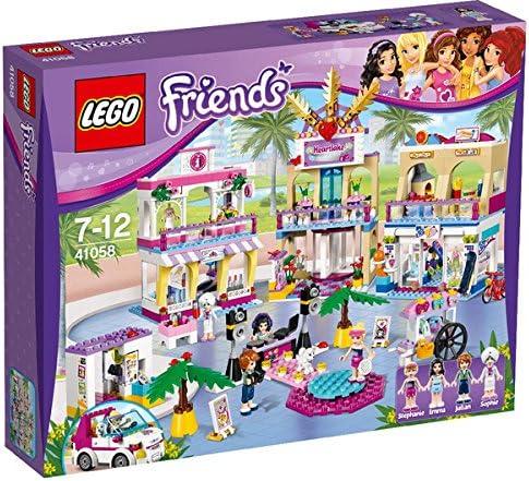 LEGO Friends - El Centro Comercial de Heartlake - 41058 + Friends ...