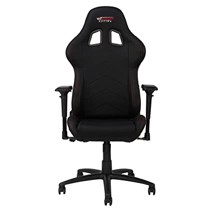 sports shoes a9faa 7d1fe GT OMEGA PRO Racing Gaming Chair with Lumbar Support - Ergonomic PVC  Leather Office Chair with 4D Adjustable Armrest & Recliner - Esport Seat  for ...