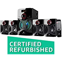 (Certified REFURBISHED) Zebronics BT4440RUCF 4.1 Channel Multimedia Speakers