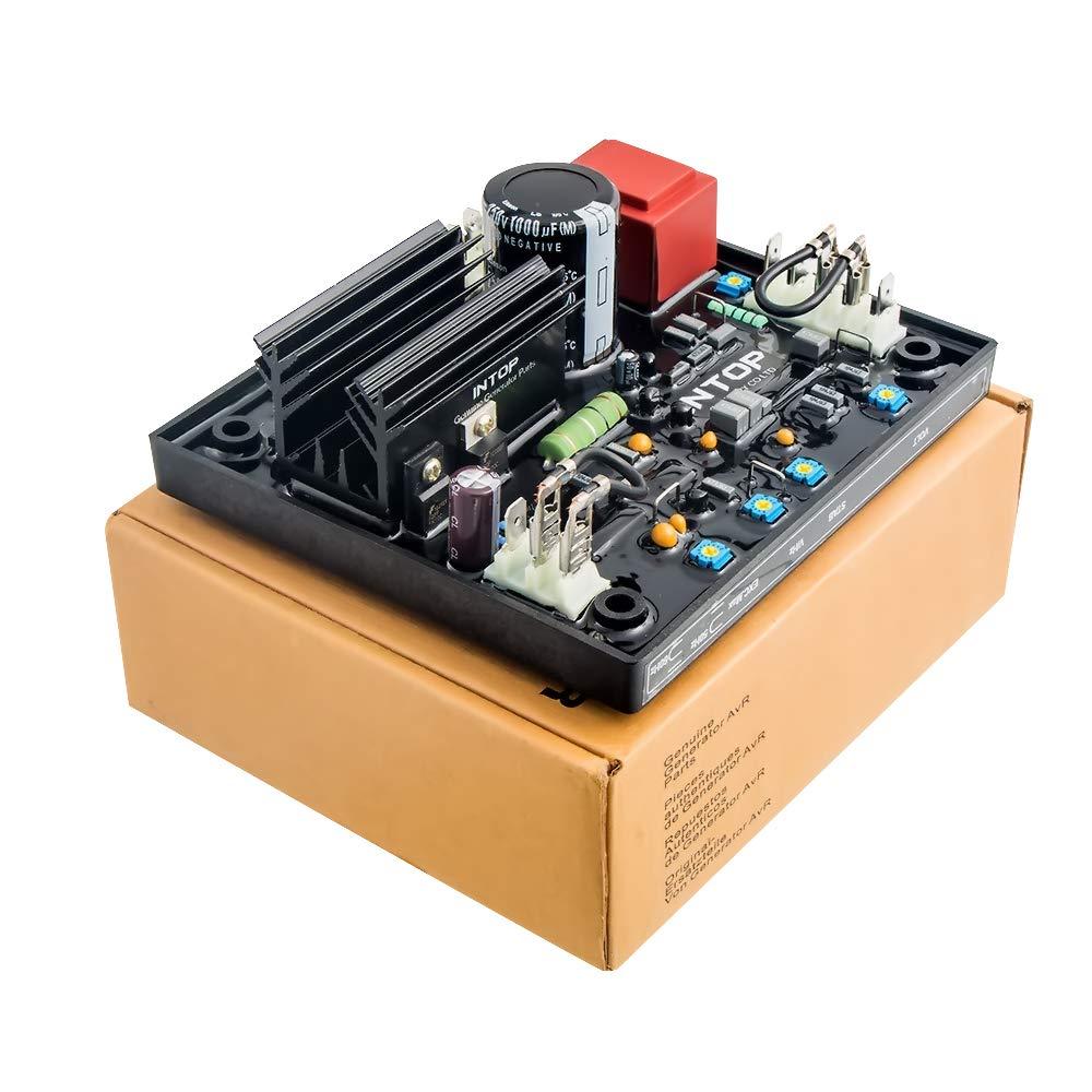 Amazon.com: Módulo regulador de voltaje automático ZJTIN ...