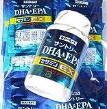 サントリー DHA&EPA+セサミンEX 360粒 (240粒+120粒