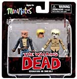DIAMOND SELECT TOYS The Walking Dead Minimates Series 7: Derek & Holly Action Figure (2 Pack)