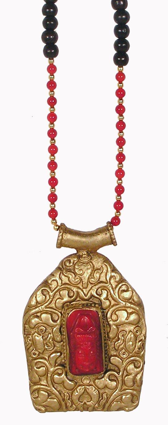 Kwan Yin Amulet
