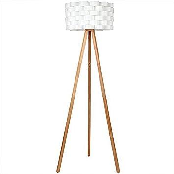 Brightech Bijou LED Tripod Floor Lamp Contemporary Design for Modern ...