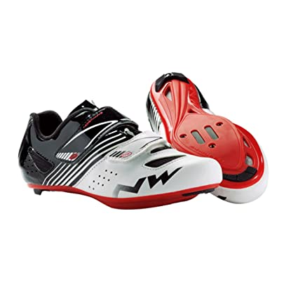 Northwave Torpedo Junior, White Black Red Size 37 Torpedo Junior, 37, White Black