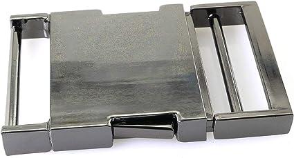 Stainless Steel WBL 1.3 cm 1529-01 Strap Buckle 1//2 inch