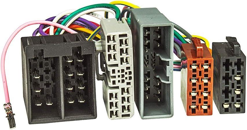 Tomzz Audio 7308 001 T Kabel Iso Passend Für Honda Elektronik