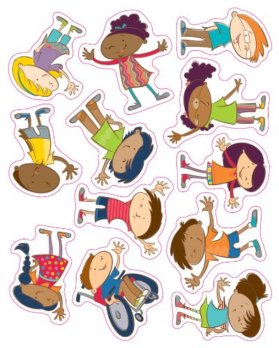 - Carson Kids Shape Stickers