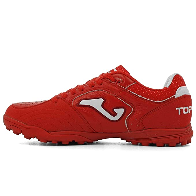 Joma Boot Kids Toledo JR Turf 906 RED Calcetto Scarpa