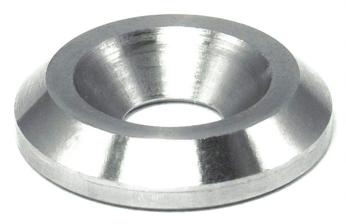 Countersunk Washer, 9/32in.x3/4in, Plain - pack of 5