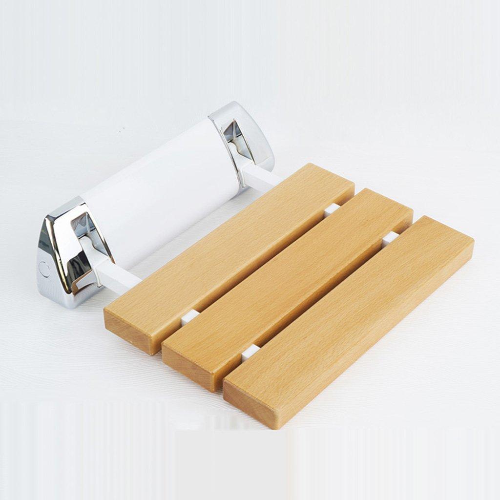 折りたたみアイスルチェアウォールマウントのバスルームスツールクロームシャワースツールチェンジシューズスツールスタイルオプション (色 : Style 2) B07D6GVWJW  Style 2