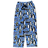 Out Cold Men's Pajama Pants Bottom by LazyOne | Pajama Bottom for Men (Large)
