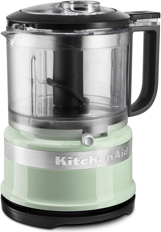 KitchenAid KFC3516PT 3.5 Cup Food Chopper, Pistachio Green