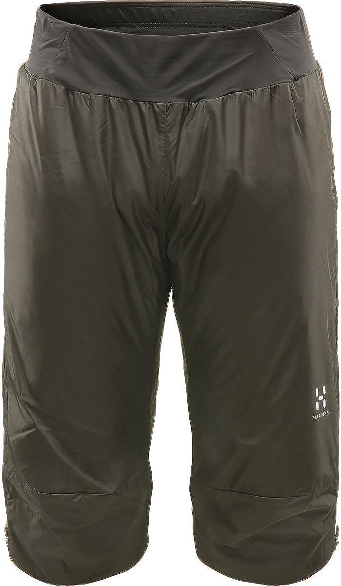 [ホグロフス]BARRIER KNEE PANT MEN メンズ ブラック(True 黒) XX-Large