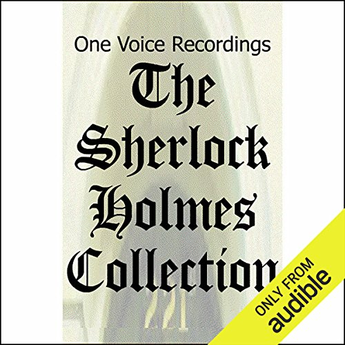 Bargain Audio Book - The Sherlock Holmes Collection