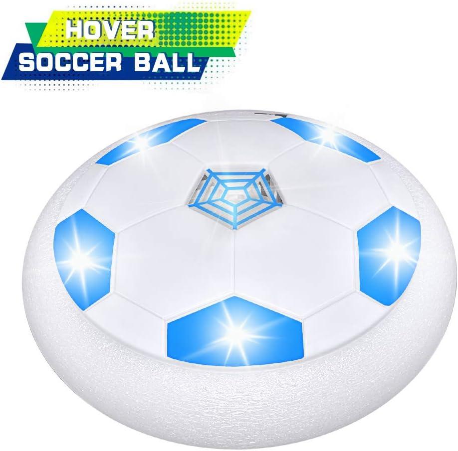 Dreamingbox - Balón de fútbol con Luces LED para niños, Azul ...