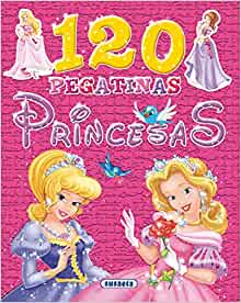 120 pegatinas de princesas: 9788467722338: Amazon.com: Books