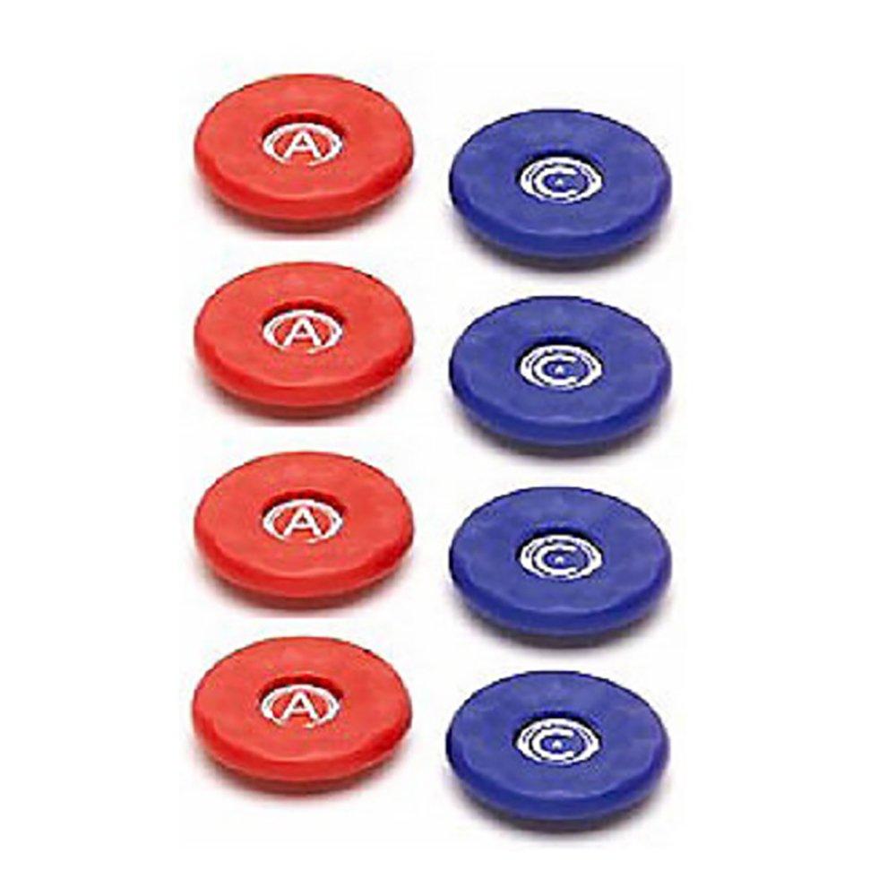 American Replacement Medium Size Shuffleboard Puck Tops 1 7//8 fits 2-1//8 Pucks