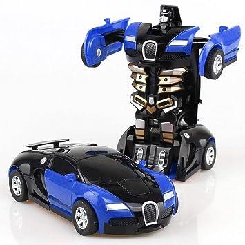 Transformers Roboter Figur Car Auto Car Spielzeug