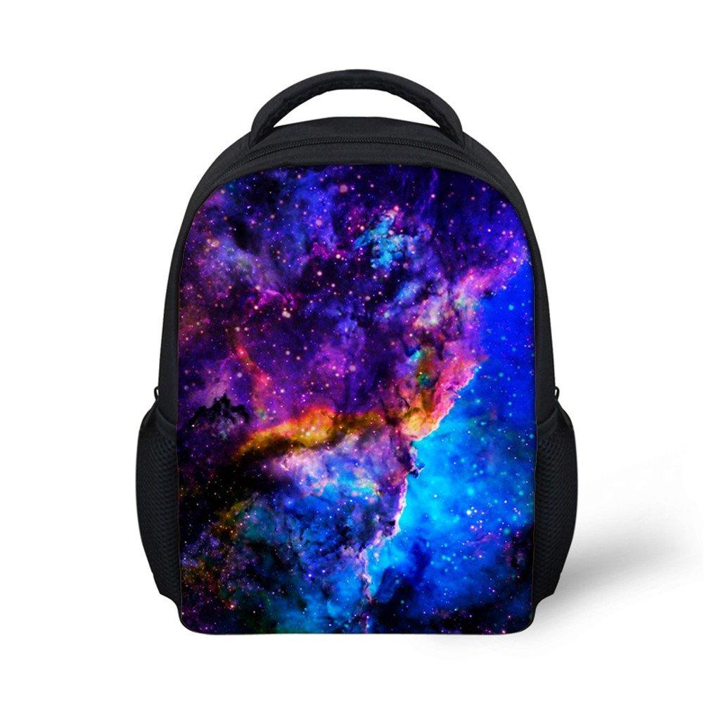 FancyPrint Cat Gog Cute Print Child Hiking Backpack Bag For Elementary girls