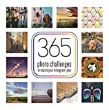 With 365 challenges and plenty of aspirational images from real users, this compact book is packed with all the inspiration aspiring IG superstars need. Challenges include #100happydays, #fromwhereistand, #azchallenge, #52photos52weeks...