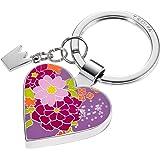 Amor púrpura / rosa / naranja que compras llavero de Troika
