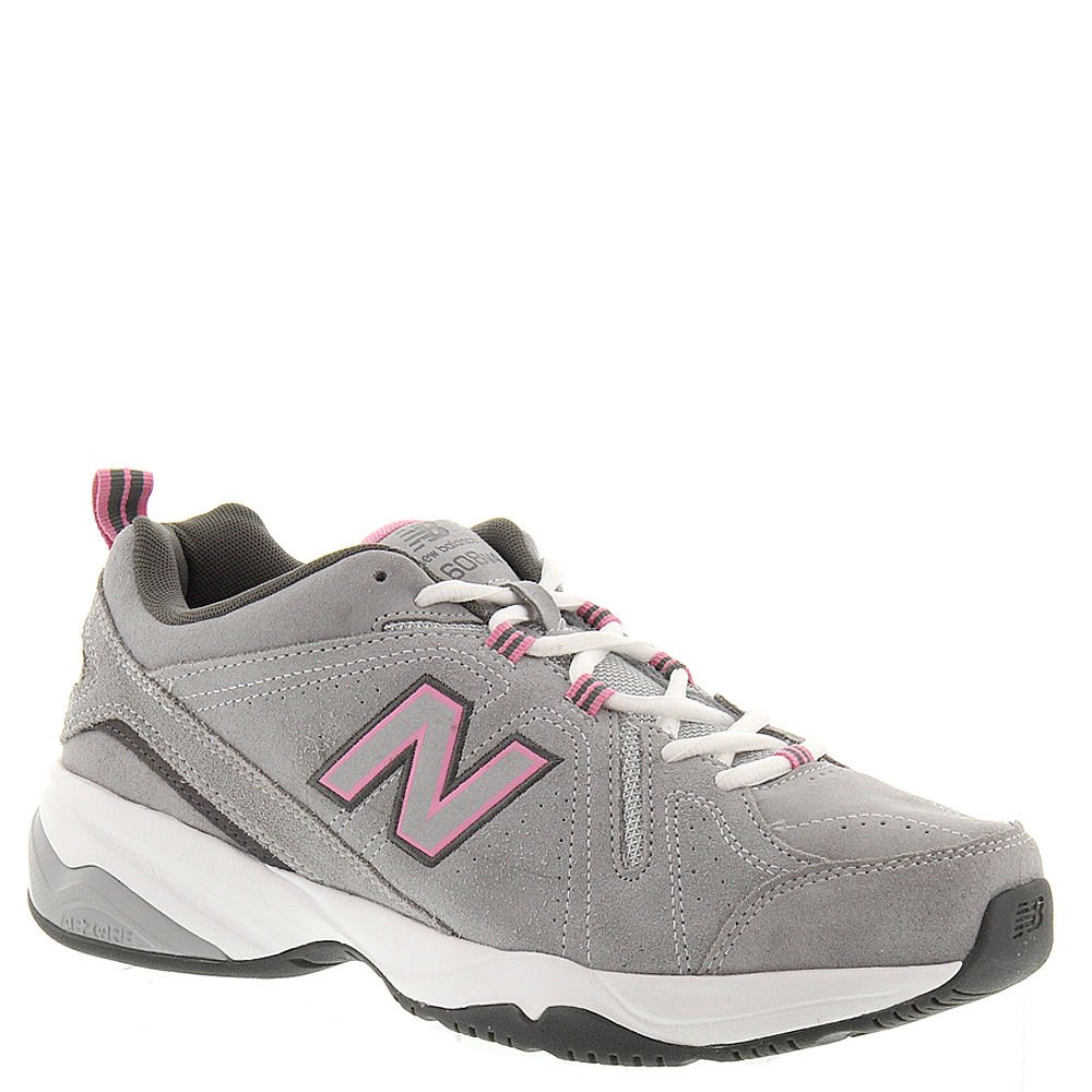 New Balance Women's WX608v4 Grey/Pink 12 AA US