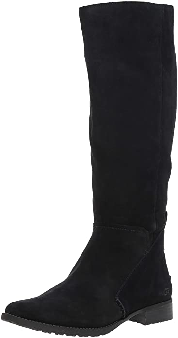 08e61707385 Amazon.com | UGG Women's W Leigh Boot | Ankle & Bootie