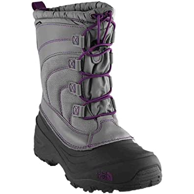 6c50595f8 The North Face Girls Alpenglow IV Mid-Calf Pull On Snow Boots US ...
