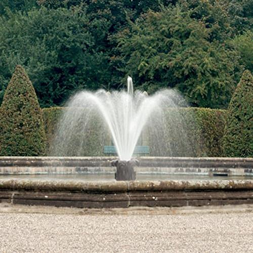 NAVADEAL 1'' DN25 Brass Cluster Fountain Nozzle Spray Pond Sprinkler - For Garden Pond, Amusement Park, Museum, Library by NAVADEAL (Image #2)