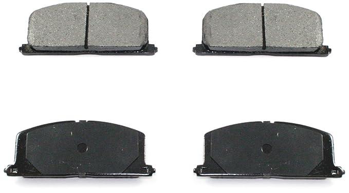 DuraGo BP699 MS Front Semi-Metallic Brake Pad
