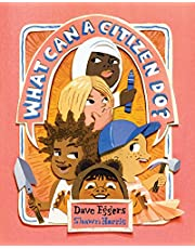 What Can a Citizen Do? (Kids Story Books, Cute Children's Books, Kids Picture Books, Citizenship Books for Kids)