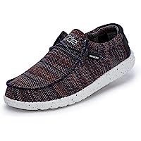 HEY DUDE Zapatos Planos Hombre Wally Sox Grey Multi