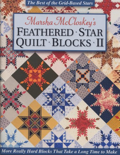 Pattern Feathered Quilt Star - Feathered Star Quilt Blocks II