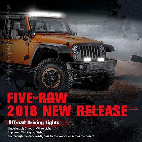 Led-Light-Bar-MICTUNING-5-Row-7-12-20-Spot-Flood-Combo-Led-Work-Light-4×4-Offroad-Driving-Lights-Fog-Lamp-for-Jeep-ATV-Truck-Boat