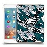 Official NFL Camou Philadelphia Eagles Logo Hard Back Case for iPad 9.7 2017 / iPad 9.7 2018