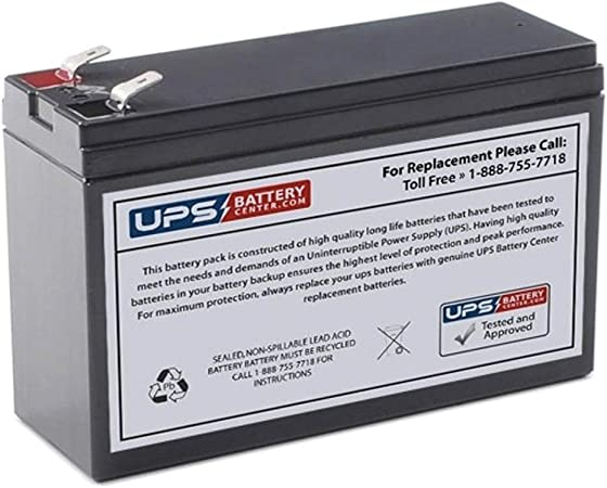 APC Back-UPS RS 1200VA BR1200 Compatible Replacement Battery Pack by UPSBatteryCenter